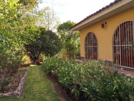 The Garden House-bild