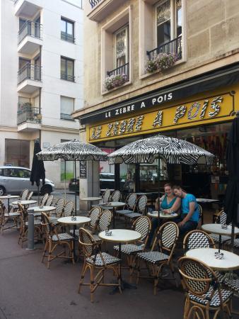 le zebre a pois rouen restaurant reviews photos phone number rh tripadvisor com