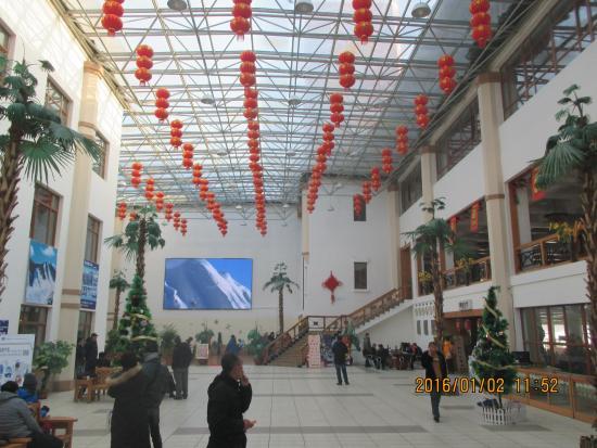 Foto de Jihua Changshoushan Ski Resort