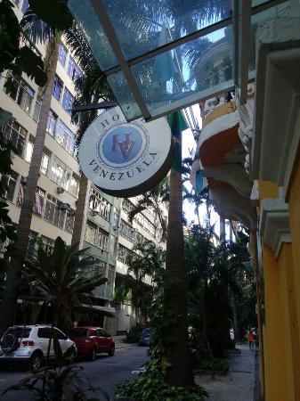 Hotel Venezuela: 20160126_090420_large.jpg