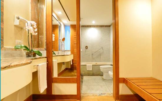 Pestana Sao Paulo: Banheiro