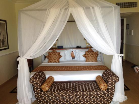 Hideaway Of Nungwi Resort Spa Beautiful Bed