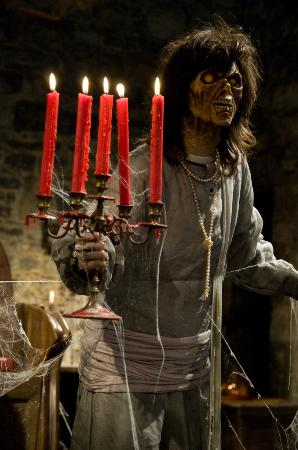 Castle of Chaos: Open all year, this haunted attraction is not just for Halloween. Discover the paranormal myster