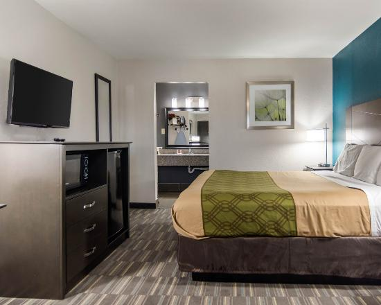 Russellville, AR: Signle Bed Room