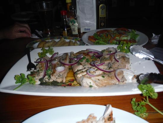 Restaurante Isla Iguana Foto