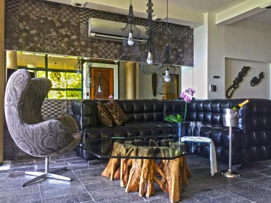 Makanda by the Sea: Studio interior