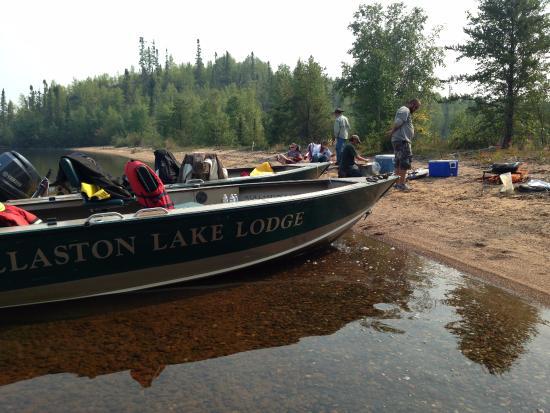 Wollaston Lake Lodge Image