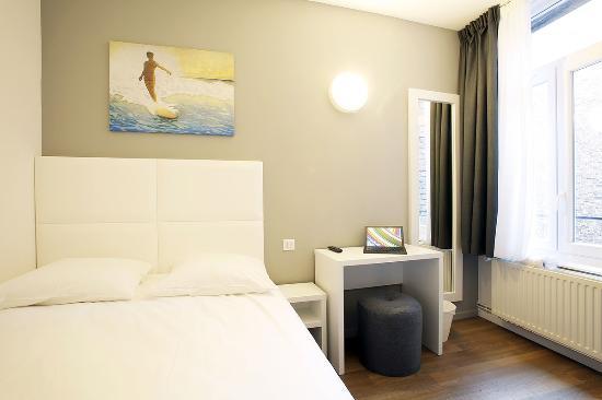 Hotel Calm : chambre simple