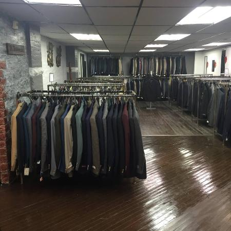 Pittston, Pennsylvanie : Men's Dept
