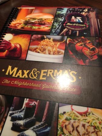 Mars, Pensylwania: Max & Erma's