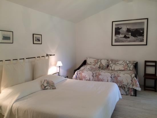 Ascain, France : chambre aurelie 3/4 personnes