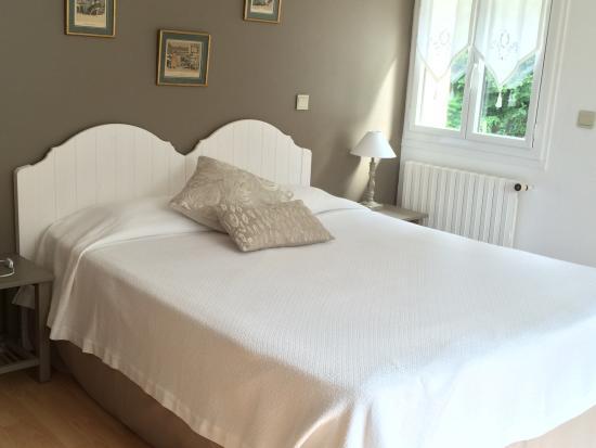 Ascain, Francia: chambre axelle