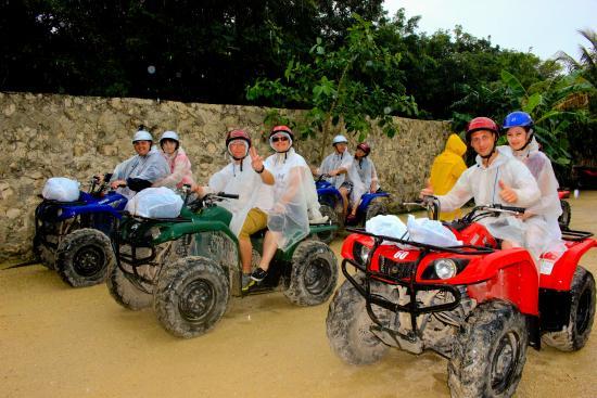 ATV Jungle & Cenote Tour Image