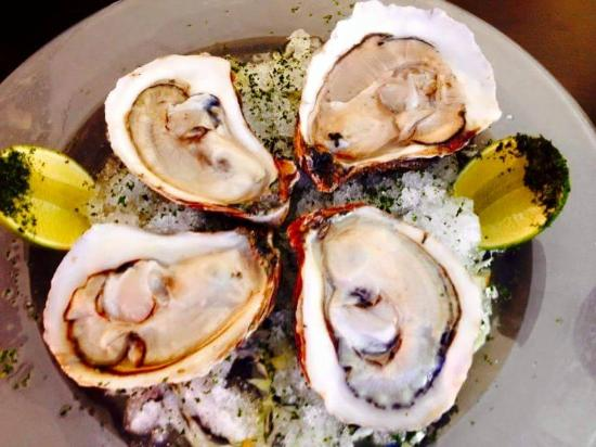 Acentos Bistro: Blue Point Oysters