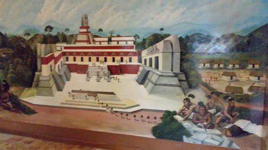 أطلال ومتحف المايا كاهال بيتش صورة فوتوغرافية