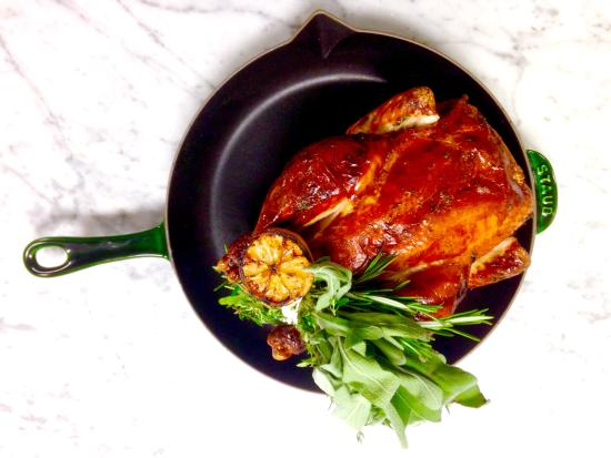 Concord, MA: Organic Chicken from our Farm