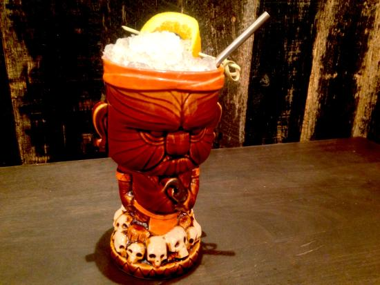 Concord, MA: Mai Tai from The Bar at Woods Hill Table