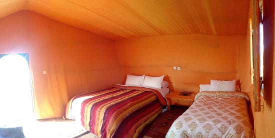 Les Cles Du Desert Luxury Bivouac : Luxury camp