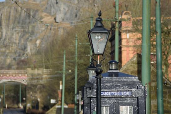 Matlock, UK: Lantern