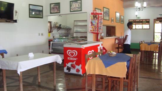 Restaurante Gruta da Lapinha
