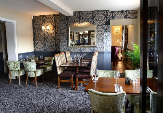 The Bromley at Fiskerton: The Bromley restaurant