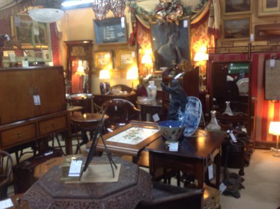 Brackley Antique Cellar : Unit 20