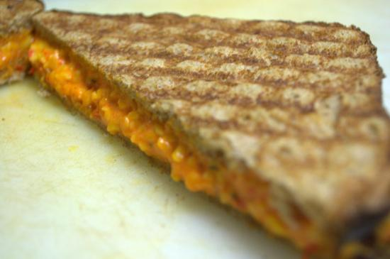 Buena Vista, VA: Homemade Grilled Pimento Cheese