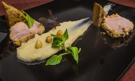 Le Poelon : foie gras mi cuit