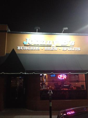 Johnny B's Burgers & Brew