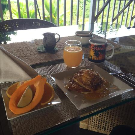 Holualoa, HI: Farm Fresh Fruit