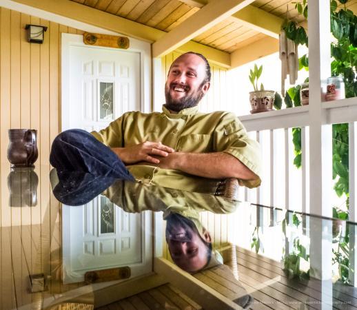 Holualoa, HI: Chef Ricky