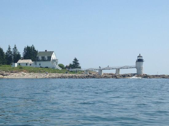 Port Clyde, ME: Marshall Point Lighthouse