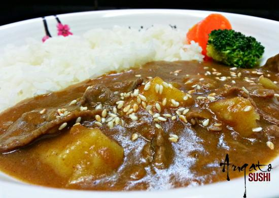 Yorkton, Canadá: Beef curry