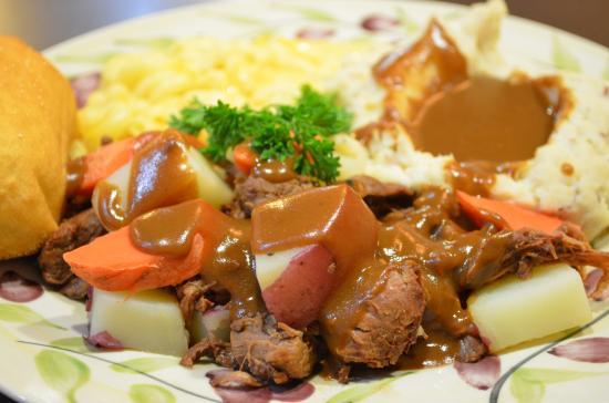 The Dish: Blue Plate Specials...like Yankee Pot Roast