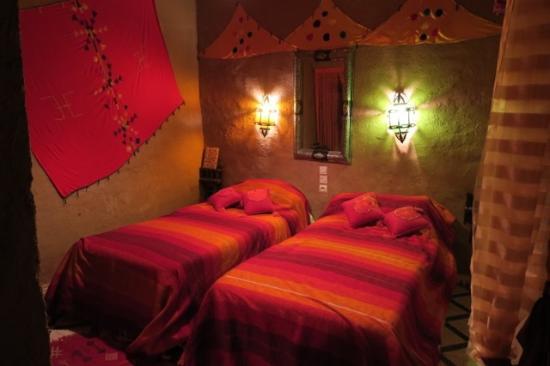 La Vallee des Dunes: Our room