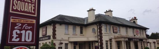 Woolsington, UK: The Wheatsheaf