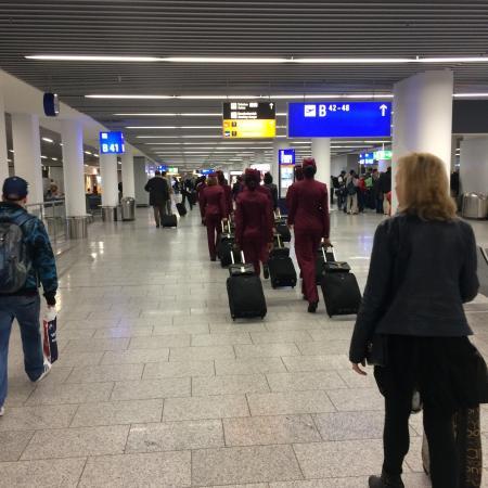 法蘭克福機場喜來登酒店及會議中心照片