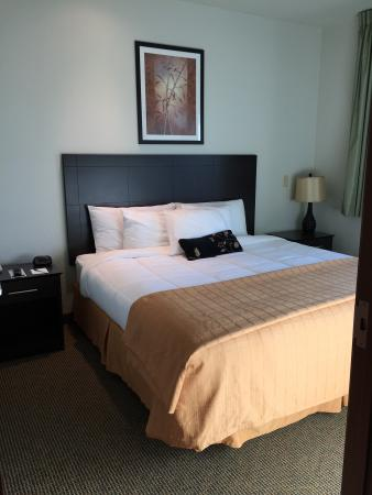 Seneca, KS: Executive King Suite