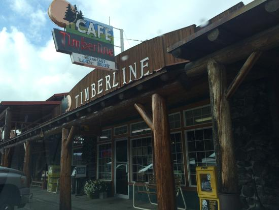 Timberline Cafe Photo