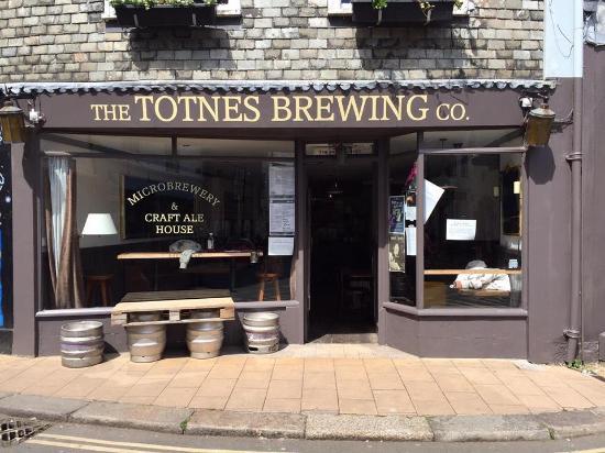 Totnes, UK: Street View