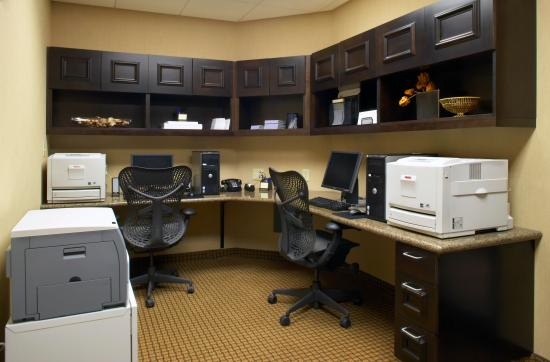 Hilton Garden Inn Albany / SUNY Area: Business Center