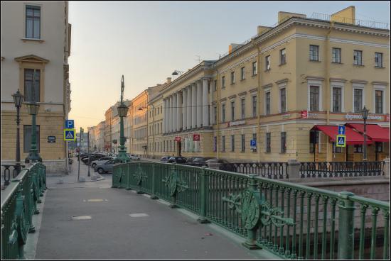 Apart Hotel on Italianskaya,1