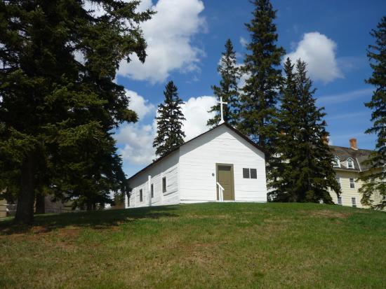 Father Lacombe Chapel Provincial Historic Site
