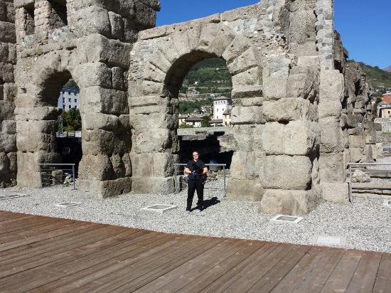 Quart, Italia: Tour valle d'Aosta