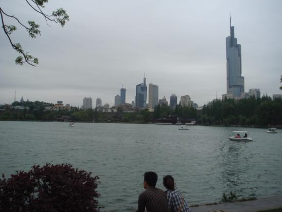 Xuanwu lake Photo