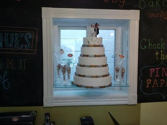 St. Jacobs, Καναδάς: Wedding Cakes are available.