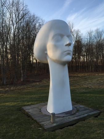 Ghent, estado de Nueva York: Art Omi International Arts Center - Fields Sculpture Park