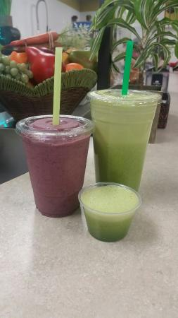 Pure Natural Juice Bar