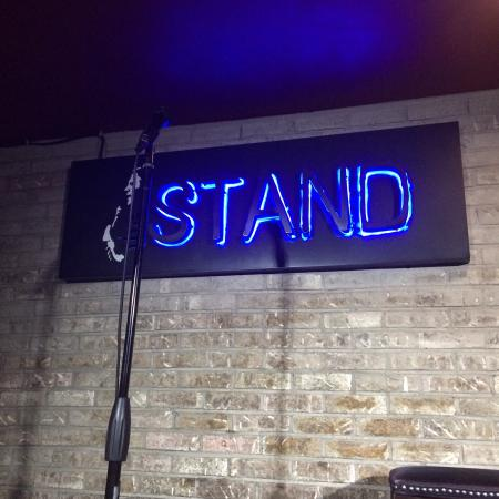 The Stand Comedy Club & Restaurant: photo0.jpg