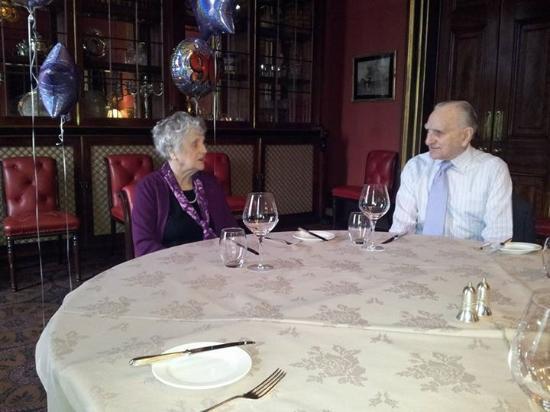 Billingham, UK: Mums 90th Birthday celebration